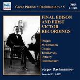 Solo Piano Recordings Vol.5