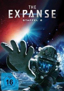 The Expanse - Staffel 2 DVD-Box - Strait,Steven/Anvar,Cas/Tipper,Dominique/+