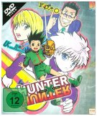 HUNTERxHUNTER - Volume 1 - Episode 01-13 - 2 Disc DVD