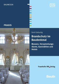 Brandschutz im Baudenkmal (eBook, PDF) - Geburtig, Gerd