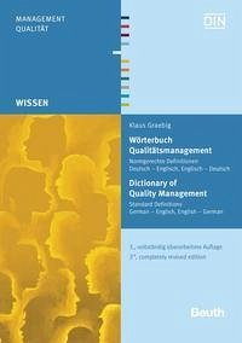 Wörterbuch Qualitätsmanagement (eBook, PDF)