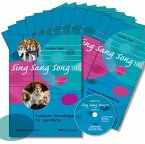 Sing Sang Song III, Chorleiterband + Chorpartitur (10 Exemplare) + Audio-CD (Paket)