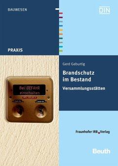 Brandschutz im Bestand (eBook, PDF) - Geburtig, Gerd
