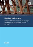 Holzbau im Bestand (eBook, PDF)