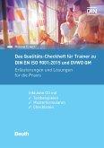 Das Qualitäts-Checkheft für Trainer zu DIN EN ISO 9001:2015 und DVWO QM (eBook, PDF)