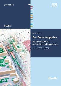 Der Bebauungsplan (eBook, PDF) - Lehr, Marc