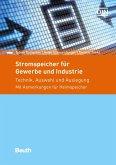 Stromspeicher für Gewerbe und Industrie (eBook, PDF)