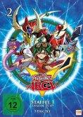 Yu-Gi-Oh! ARC-V - Staffel 1.2 - Episode 25-49 DVD-Box