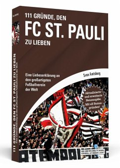 111 Gründe, den FC St. Pauli zu lieben - Amtsberg, Sven