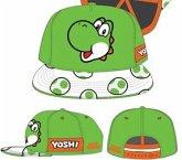 Super Mario Snapback Cap Yoshi Patch