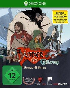 The Banner Saga Trilogy - Bonus-Edition