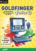 Goldfinger Junior 6: Das erfolgreiche Tipp-Lernprogramm für Kinder