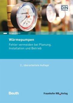 Wärmepumpen - Bonin, Jürgen