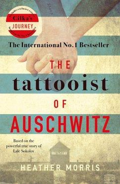 The Tattooist of Auschwitz (eBook, ePUB) - Morris, Heather
