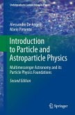 Introduction to Particle and Astroparticle Physics (eBook, PDF)