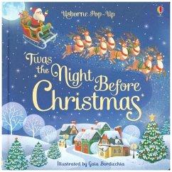 Pop-Up 'Twas the Night Before Christmas - Davidson, Susanna