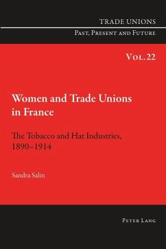 Women and Trade Unions in France (eBook, ePUB) - Salin, Sandra