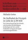 Die Strafbarkeit des Prinzipals im Lichte des 299 StGB (eBook, PDF)