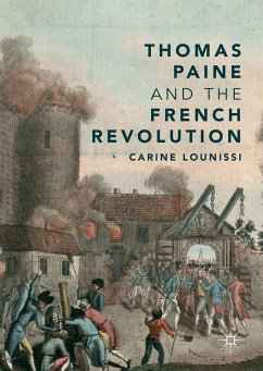 Thomas Paine and the French Revolution (eBook, PDF) - Lounissi, Carine