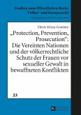 Protection, Prevention, Prosecution (eBook, ePUB)