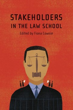 Stakeholders in the Law School (eBook, PDF)