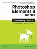 Photoshop Elements 8 for Mac: The Missing Manual (eBook, PDF)