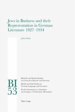 Jews in Business and their Representation in German Literature 1827-1934 (eBook, PDF) - Ward, John