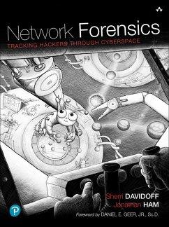 Network Forensics (eBook, ePUB) - Davidoff, Sherri; Ham, Jonathan