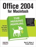 Office 2004 for Macintosh: The Missing Manual (eBook, PDF)