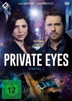 Private Eyes - Staffel 1 (3 DVDs) - Private Eyes