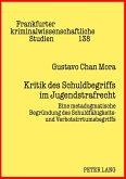 Kritik des Schuldbegriffs im Jugendstrafrecht (eBook, PDF)