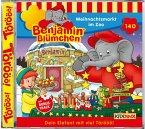 Weihnachtsmarkt im Zoo / Benjamin Blümchen Bd.140 (1 Audio-CD)