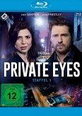 Private Eyes - Staffel 1