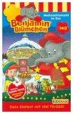 Benjamin Blümchen - Weihnachtsmarkt im Zoo, 1 Cassette