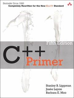 C++ Primer (eBook, ePUB) - Lajoie, Josee; Lippman, Stanley B.; Moo, Barbara E.