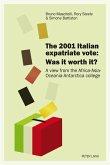 2001 Italian expatriate vote: Was it worth it? (eBook, PDF)