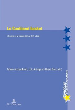 Le Continent basket (eBook, PDF)