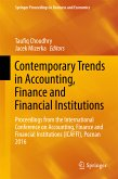 Contemporary Trends in Accounting, Finance and Financial Institutions (eBook, PDF)