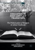 Education in Post-Conflict Transition (eBook, PDF)