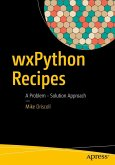 wxPython Recipes (eBook, PDF)