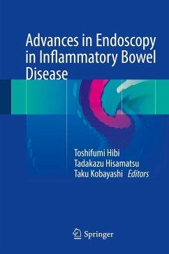 Advances in Endoscopy in Inflammatory Bowel Disease (eBook, PDF)
