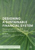 Designing a Sustainable Financial System (eBook, PDF)