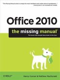 Office 2010: The Missing Manual (eBook, PDF)