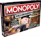 Hasbro E1871100 - Monopoly Mogeln und Mauscheln, Brettspiel , Familienspiel
