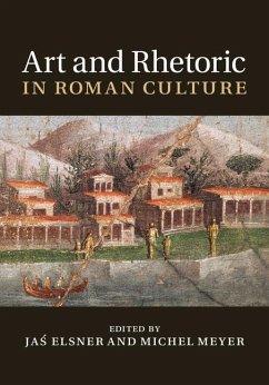 Art and Rhetoric in Roman Culture