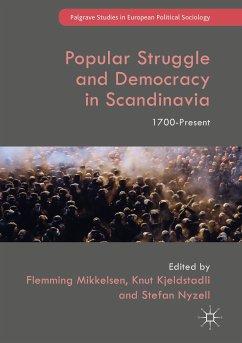 Popular Struggle and Democracy in Scandinavia (eBook, PDF)