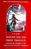 Sodomy and the Pirate Tradition (eBook, PDF)