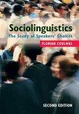 Sociolinguistics (eBook, ePUB)