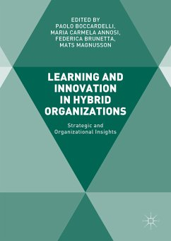 Learning and Innovation in Hybrid Organizations (eBook, PDF)