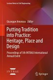 Putting Tradition into Practice: Heritage, Place and Design (eBook, PDF)